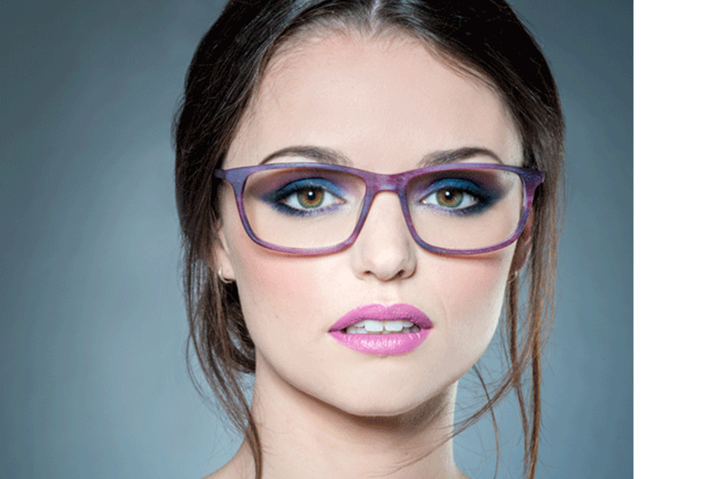 Qube Glasses Frames : Home - Mirage Eyewear