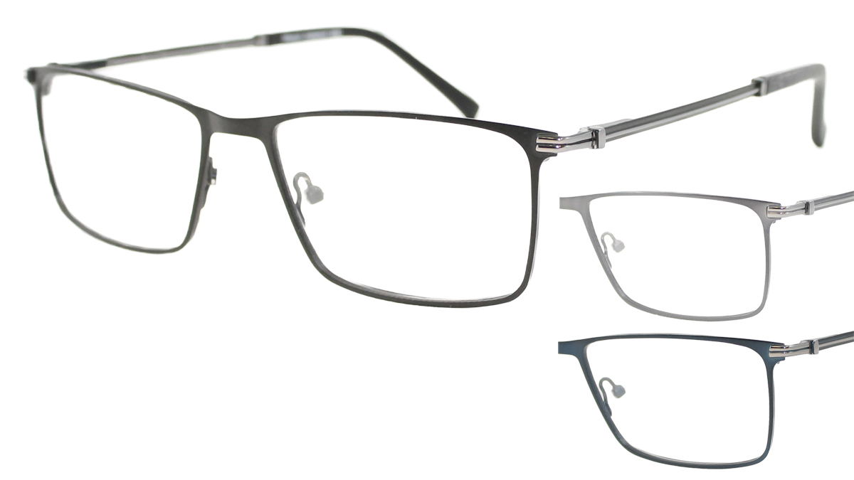 Qube Glasses Frames : Mission Collection 1681 - Mirage Eyewear