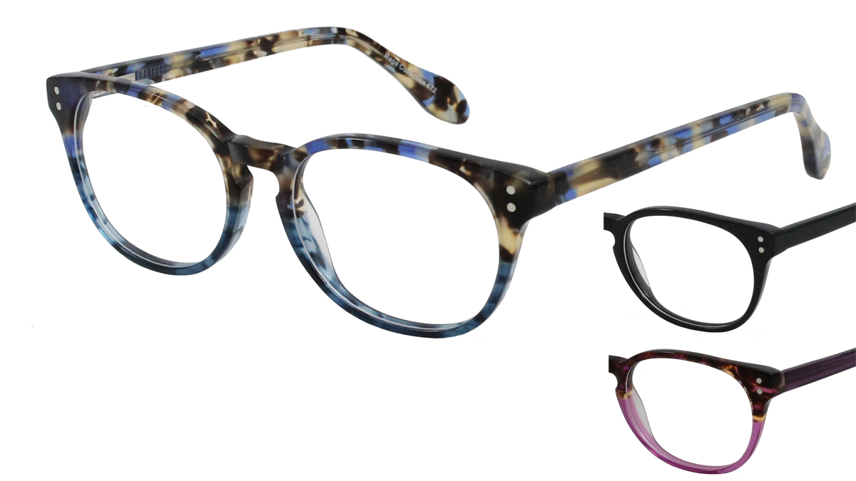 Qube Glasses Frames : Rage 472 - Mirage Eyewear