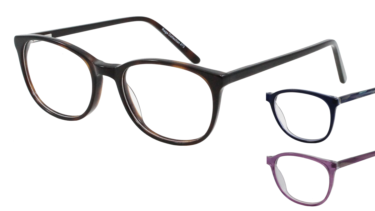 Qube Glasses Frames : Rage 473 - Mirage Eyewear