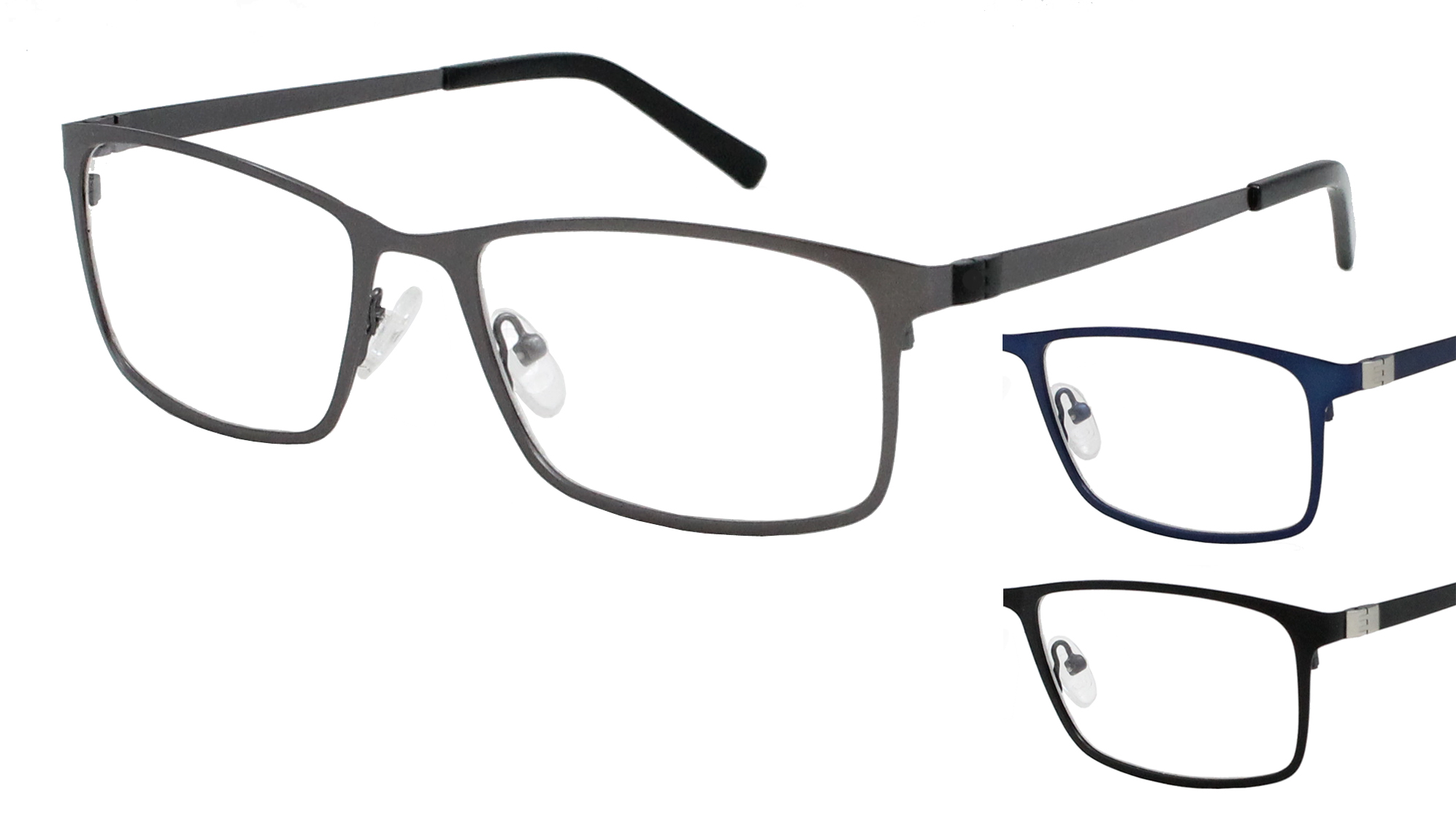 Qube Glasses Frames : Rage 478 - Mirage Eyewear