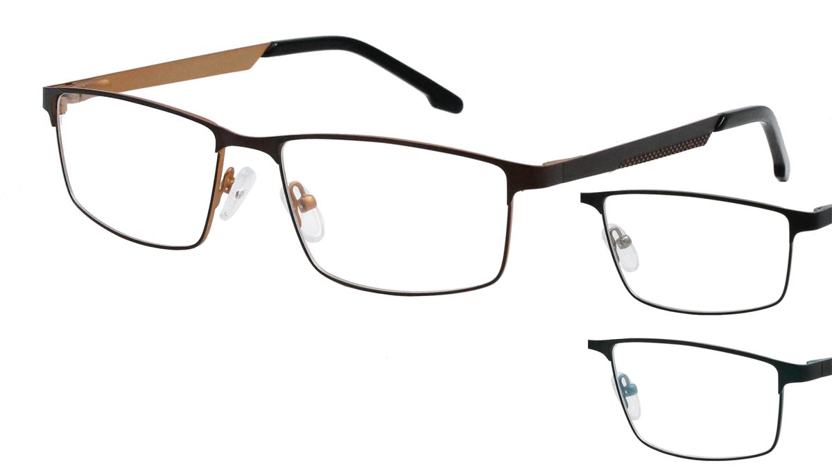 Qube Glasses Frames : Mission 1730 - Mirage Eyewear
