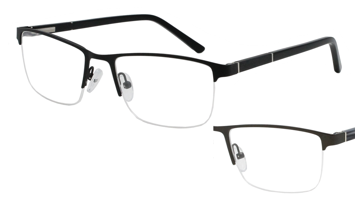 Qube Glasses Frames : Mission 1731 - Mirage Eyewear