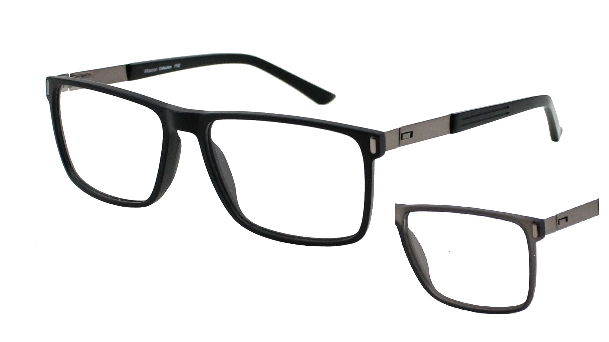 Qube Glasses Frames : Mission Collection 1732 - Mirage Eyewear